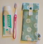 Etui für Zahnputzutensilien