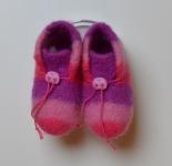 Filzfinkli für Babys Gr. 19